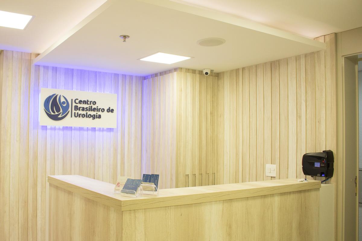 Centro Brasileiro de Urologia | Rececção