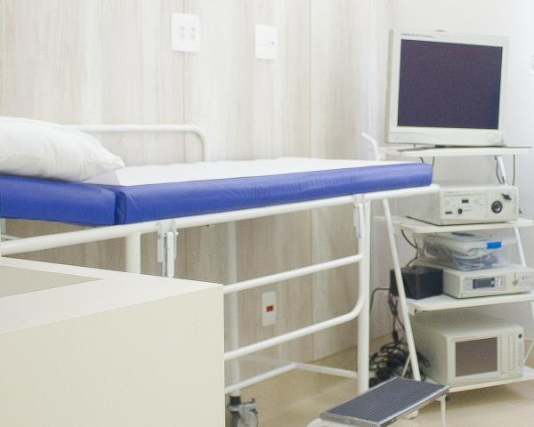 Centro Brasileiro de Urologia | Sala de Examinação