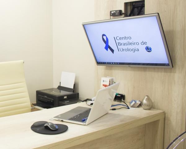 Centro Brasileiro de Urologia |  Consultório
