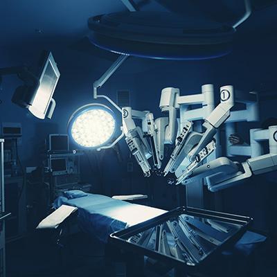 Centro Brasileiro de Urologia | Cirurgia Robótica